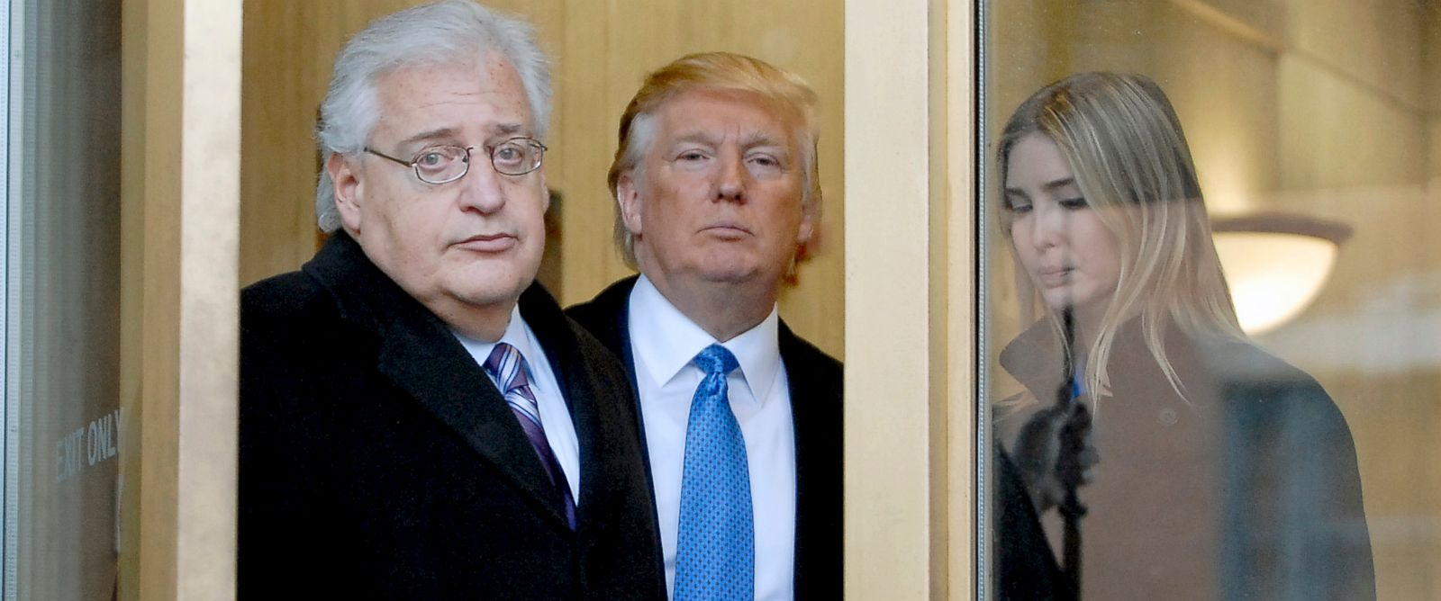 Image result for Trump appointment US ambassador to Israel