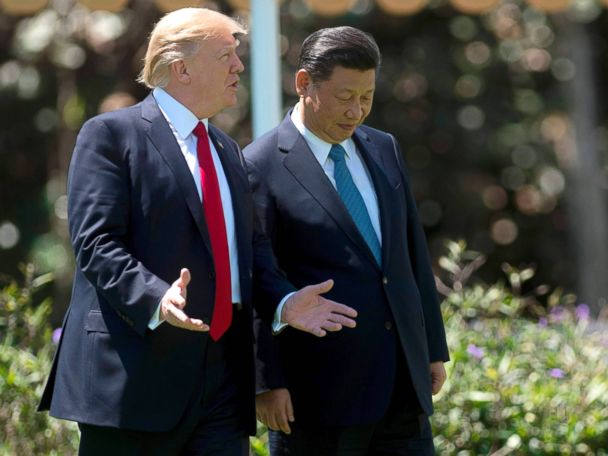 Xi urges restraint on N. Korea in phone call with Trump
