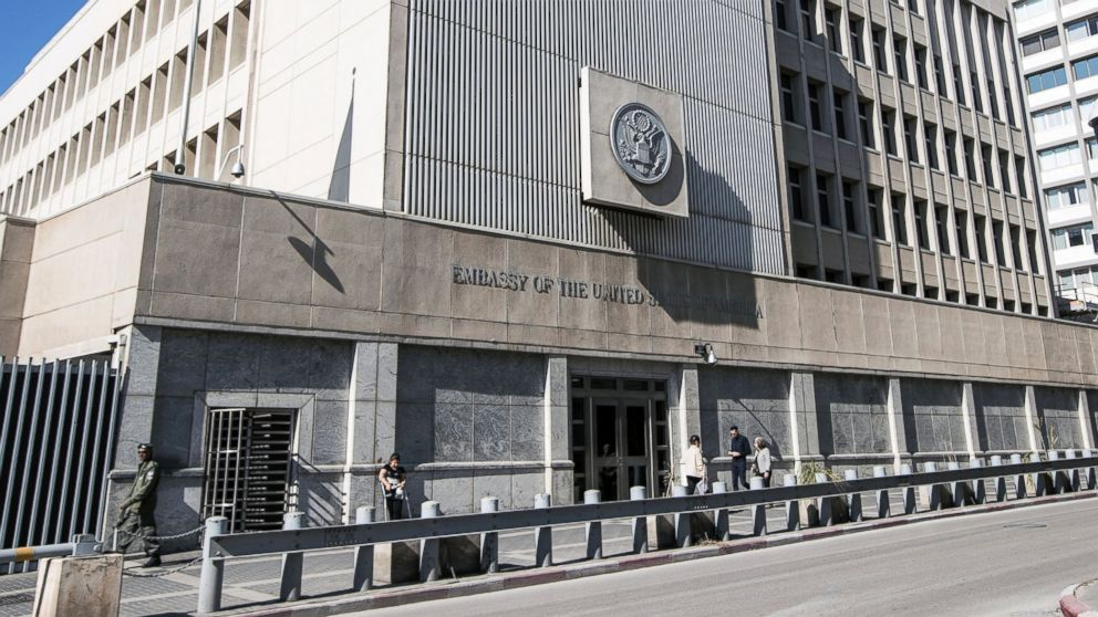 Report: US Embassy to Stay in Tel Aviv For Now