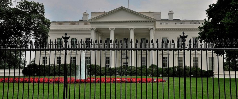 PHOTO: The north side of the White House in Washington, D.C. is seen in this undated stock photo.