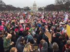 More Than 1 Million Rally at Women's Marches in US and Around World