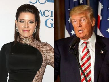 Trump on Former Miss Universe Machado: 'She Gained a Massive Amount of Weight'