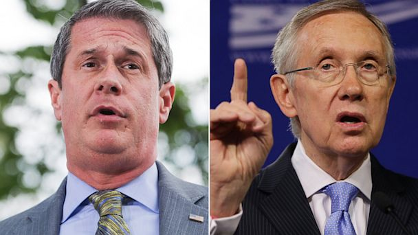 GTY AP david vitter harry reid jef 130913 16x9 608 Whats Prostitution Got to Do With Obamacare?