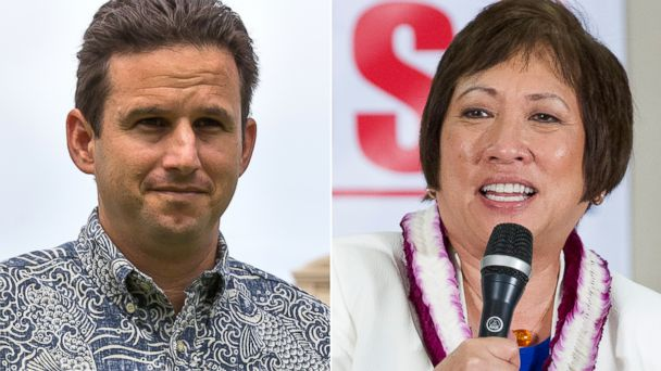 GTY AP hanabusa schatz jef 140815 16x9 608 Fewer Than 8,000 Voters Will Determine the Hawaii Senate Election