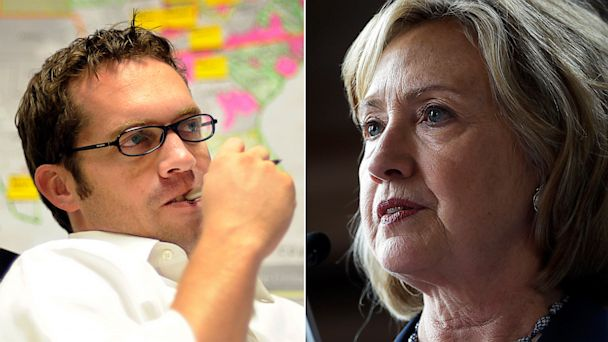 Jeremy Bird, left, has been picked to help lead Hillary Clinton's 2016 presidential campaign.
