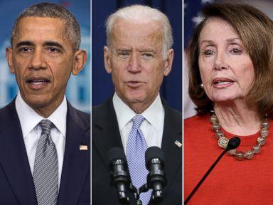 Democratic Leaders Who Haven't Endorsed Clinton or Sanders