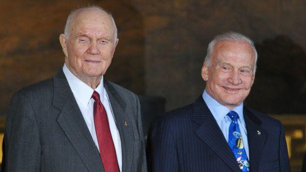 GTY Buzz Aldrin John Glenn ml 140327 16x9 608 7 People Most Jealous of Joe Biden and His Planet