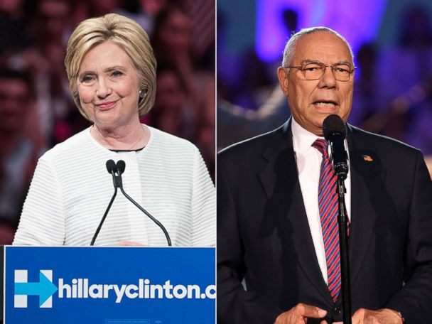 Colin Powell Blasts Clinton's Team for 'Trying to Pin' Private Email Use on Him