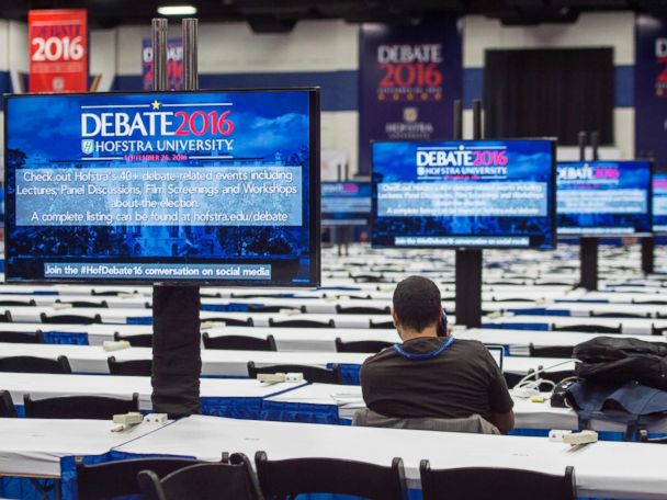 5 Storylines to Watch During the First Presidential Debate