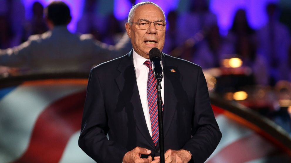 Colin Powell Is Not a ...