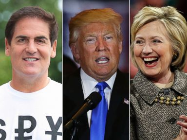 Mark Cuban 'Wide Open' to Discussing VP Spot With Clinton and Trump