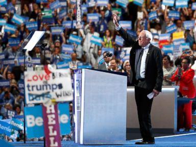 Sanders: 'Clinton Will Make an Outstanding President'