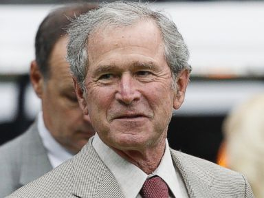 Bush's Birthday Gift to Clinton a Bucket of Cold Water?