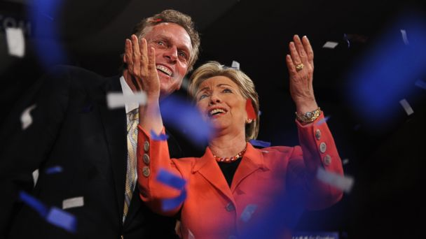 GTY Hillary Clinton Terry McAuliffe TG 140514 16x9 608 Be Related! And 4 Other Ways To Get the Clintons To Stump For You