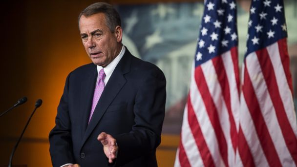GTY John Boehner ml 140211 16x9 608 The Day the Boehner Rule Died