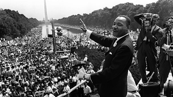 GTY MLK march on washington 1963 lpl 130801 16x9 608 John Lewis Calls March On Washington 50 Years Ago One of This Nations Finest Hours