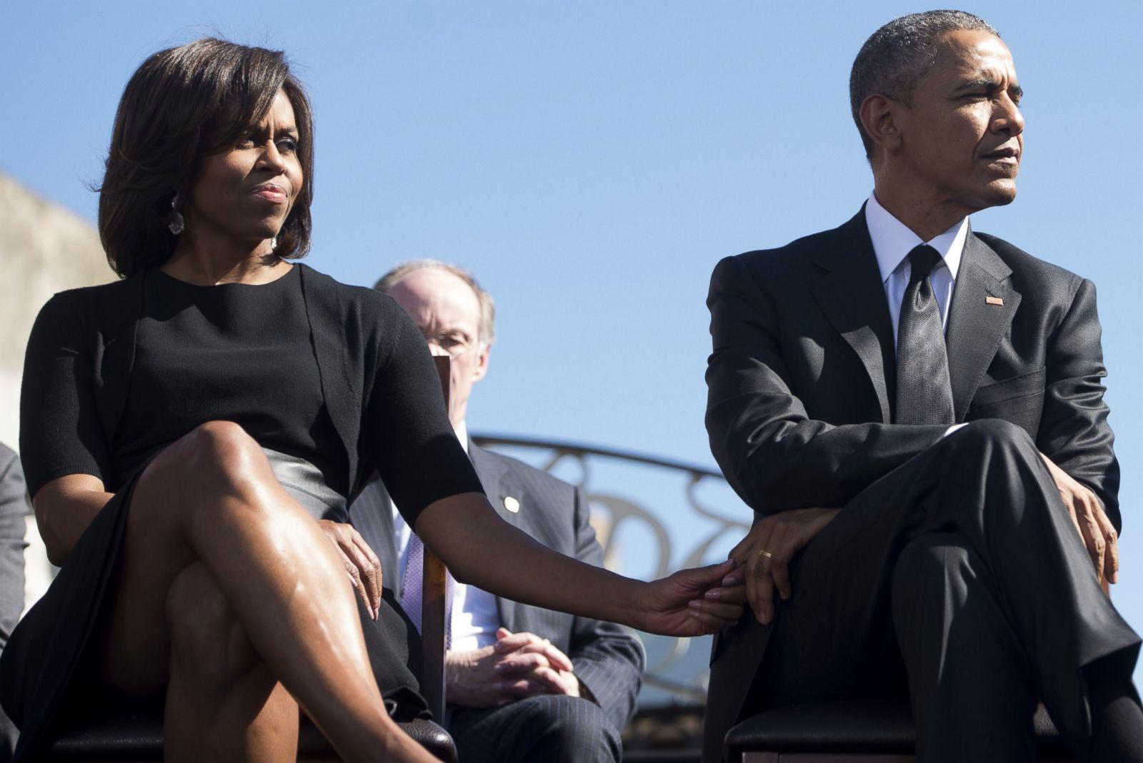 Was michelle obama born a man