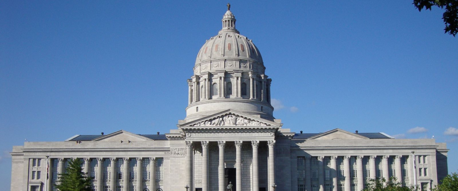 PHOTO: The Missouri State Capitol Building is seen here in this undated file photo.