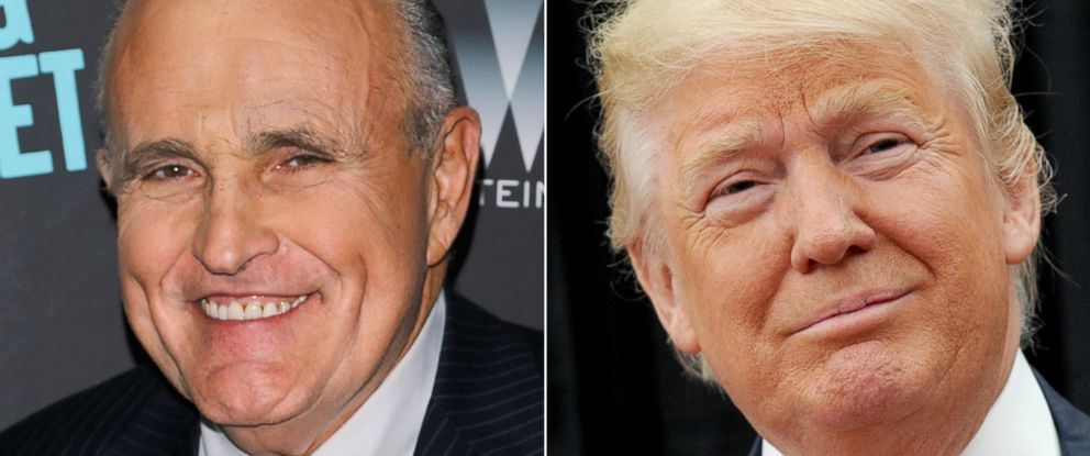 """PHOTO: Former Mayor of New York City Rudy Giuliani attends the premiere of """"Sing Street"""" hosted by The Weinstein Company at Metrograph on April 12, 2016 in New York City 