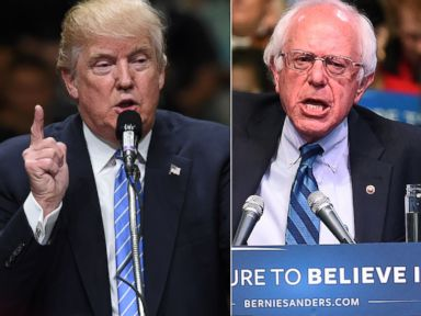 'What Are You Afraid Of?' Sanders Asks Trump About Debate