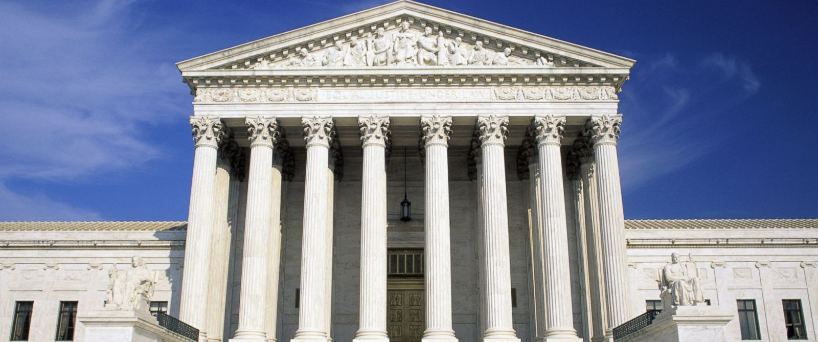 PHOTO:The U.S. Supreme Court building in Washington is seen in this undated file photo.