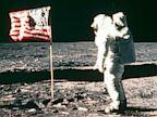 PHOTO: Edwin Buzz Aldrin