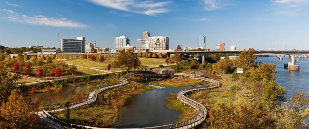 PHOTO: Arkansas