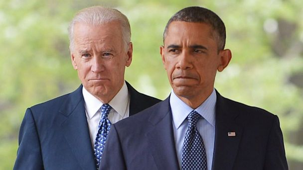 GTY barack obama biden dm 130830 16x9 608 Obamas Off the Cuff Red Line Creates Syria Dilemma