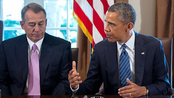 GTY barack obama john boehner dm 130916 16x9 608 Obama Draws Another Red Line