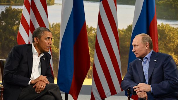 GTY barack obama putin dm 130807 16x9 608 Obama Cancels Summit With Putin After Russia Grants Asylum to Snowden