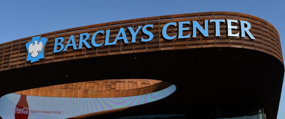 PHOTO: The Barclays Center is pictured on April 9, 2013 in Brooklyn.
