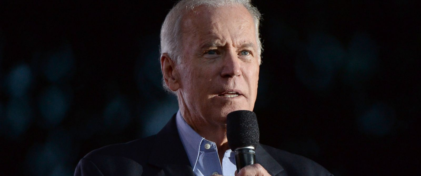 PHOTO: Joe Biden attends the 2015 Global Citizen Festival in Central Park on Sept. 26, 2015 in New York City.