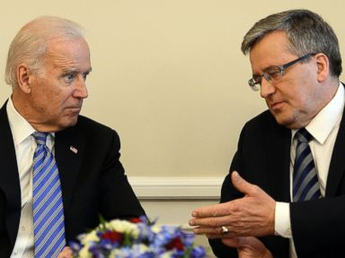 Biden Rejects Polish Hint US Not Countering Putin