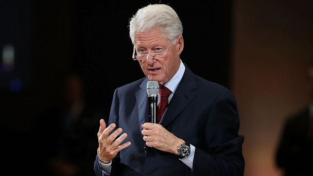 GTY bill clinton 181946587 jt 130928 16x9 608 Full Transcript: Former President Bill Clinton Speaks to George Stephanopoulos on This Week