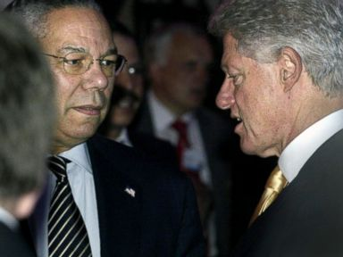 Why Bill Clinton's Advisers Considered Colin Powell a Threat