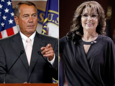 7 Republicans Who Disagree With Sarah Palin on Impeaching Obama