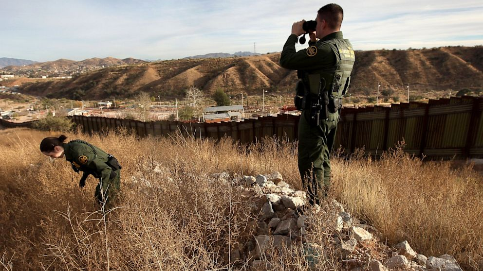 PHOTO: U.S. Border Patrol