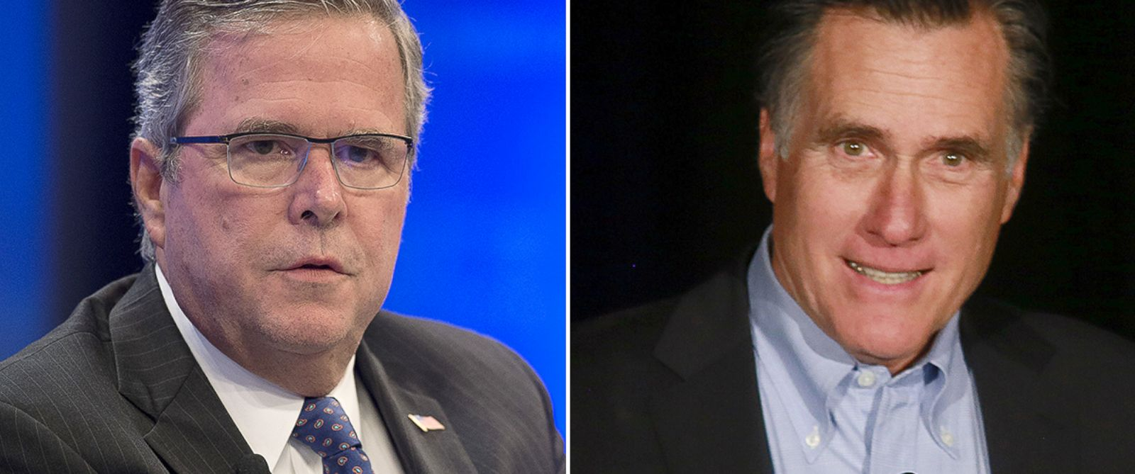 PHOTO: Jeb Bush to meet with Mitt Romney.