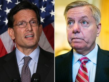 Why Eric Cantor Lost and Lindsey Graham Won