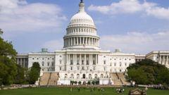 PHOTO: US Capitol building in Washington.