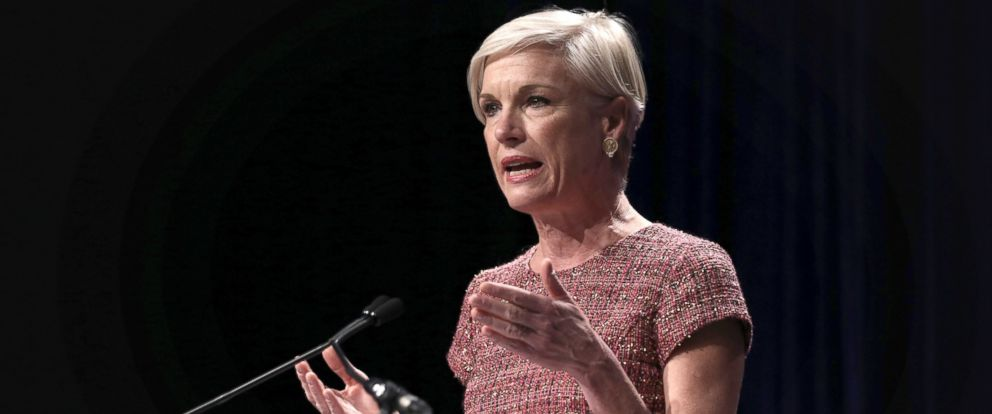 PHOTO: Planned Parenthood Action Fund president Cecile Richards addresses the 20th annual Womens Leadership Forum of the Democratic National Committee (DNC) Oct. 25, 2013 in Washington.