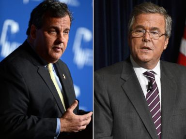 Christie Says Running Against Jeb Bush Would Be 'Stressful'