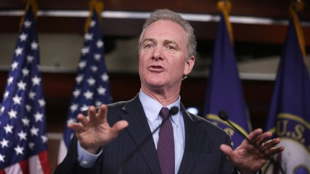 GTY chris van hollen mar 140428 16x9 608 Top Democrat Challenges GOPs McConnell on Campaign Finance