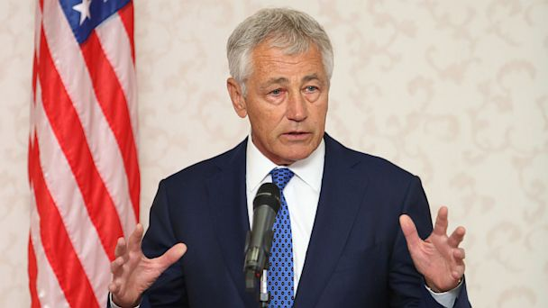 GTY chuck hagel ml 130827 16x9 608 Syria Drumbeat Grows Louder