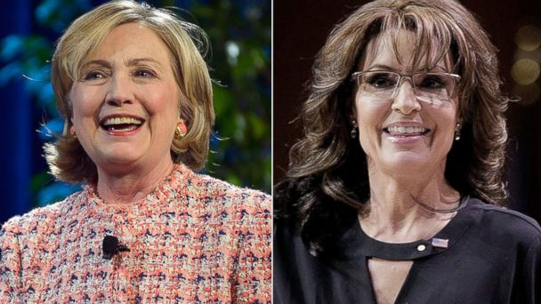 GTY clinton palin kab 140610 16x9 608 Why Hillary Clinton Wouldnt Attack Palin For Being A Woman