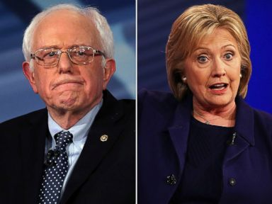 Sanders Hits Back at Clinton's Claims He Took Wall St. Money