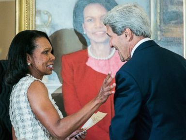 With Iraq in Crisis, Condoleezza Rice Says History Will Be Our Judge