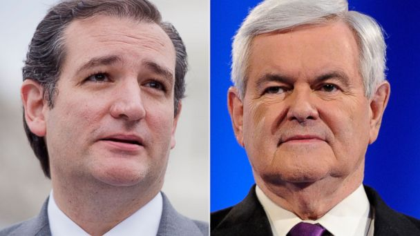GTY cruz newt gingrich tk 131209 16x9 608 Ted Cruz, Newt Gingrich Defend Mandela Against GOP Critics