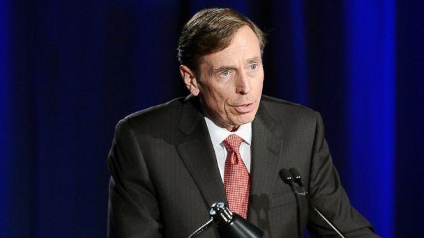 GTY david petraeus jt 150111 16x9 608 Attorney General Eric Holder: David Petraeus Investigation Will Be Handled Fairly