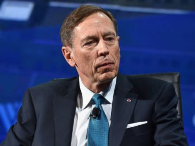 Petraeus on His Mishandling of Classified Information: 'I Made a Mistake'